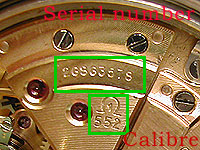 serial number lookup watches