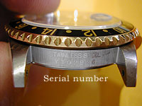 Serial and numbers model rolex Rolex Model