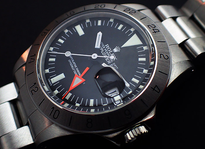 Rolex Daytona Stainless Steel white dial Ref. 116520